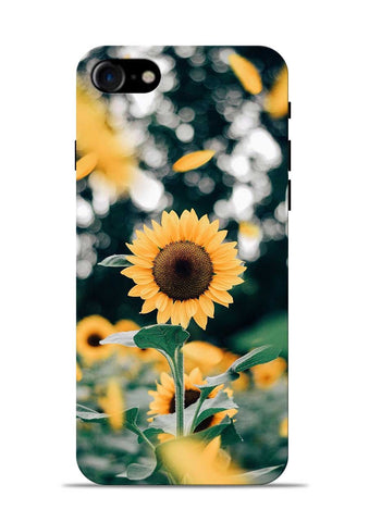 Sun Flower iPhone 7 Mobile Back Cover