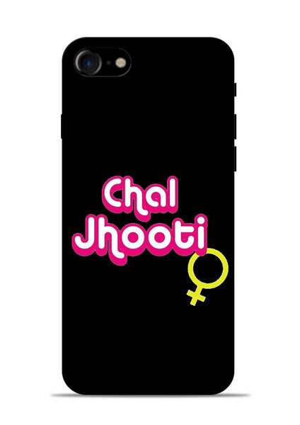 Chal Jhooti iPhone 7 Mobile Back Cover