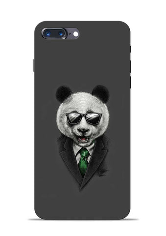 Cool Panda iPhone 7 Plus Mobile Back Cover