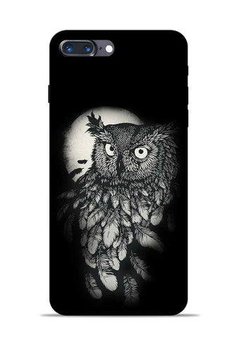 Moon Owl iPhone 7 Plus Mobile Back Cover