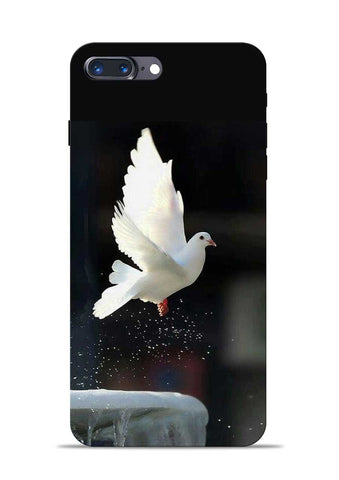 The White Bird iPhone 7 Plus Mobile Back Cover
