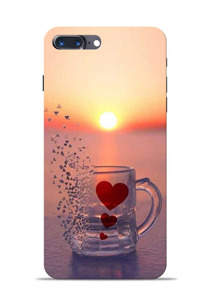 The Hearts iPhone 7 Plus Mobile Back Cover
