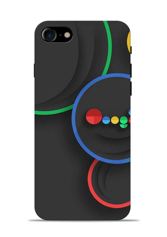 The Hoogle iPhone 8 Mobile Back Cover