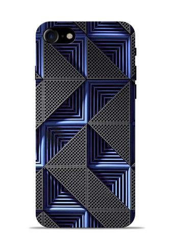 Blue Stride iPhone 8 Mobile Back Cover