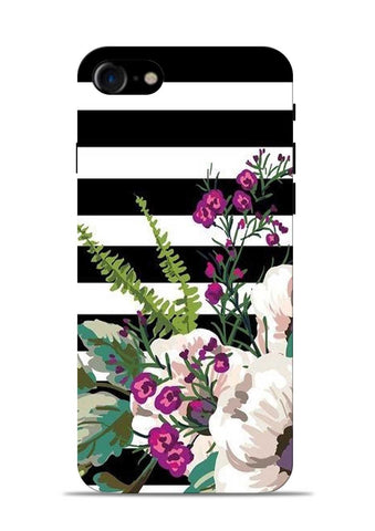 Lovely Flowers iPhone 8 Mobile Back Cover