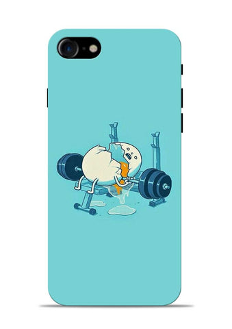 Gym And Diet iPhone 8 Mobile Back Cover