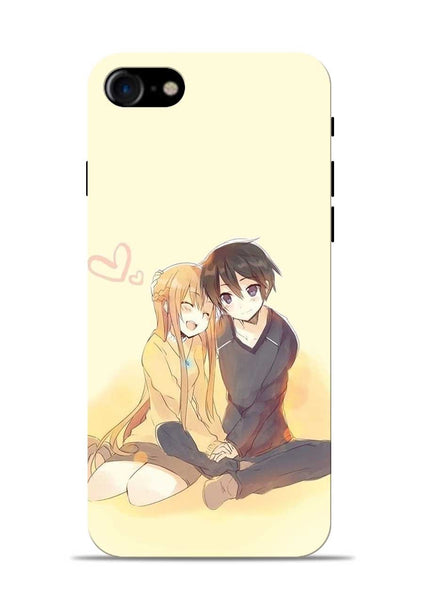 Iam In Love iPhone 8 Mobile Back Cover