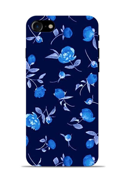 The Blue Flower iPhone 8 Mobile Back Cover