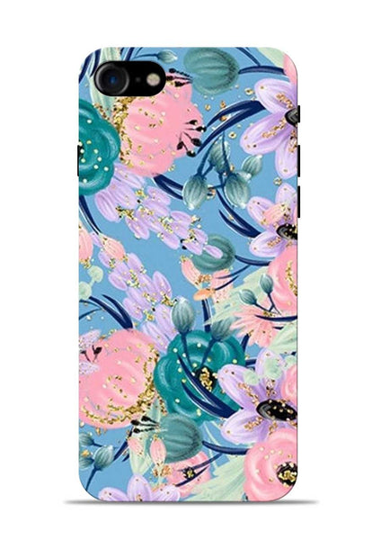 Lovely Flower iPhone 8 Mobile Back Cover