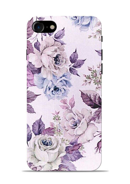 Flowers Forever iPhone 8 Mobile Back Cover
