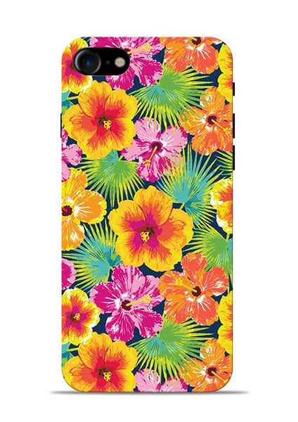 Garden Of Flowers iPhone 8 Mobile Back Cover