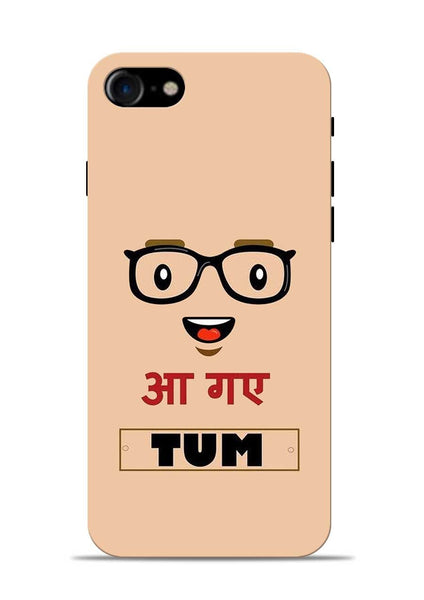 Agaye Tum iPhone 8 Mobile Back Cover