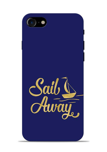 Sail Always iPhone 8 Mobile Back Cover