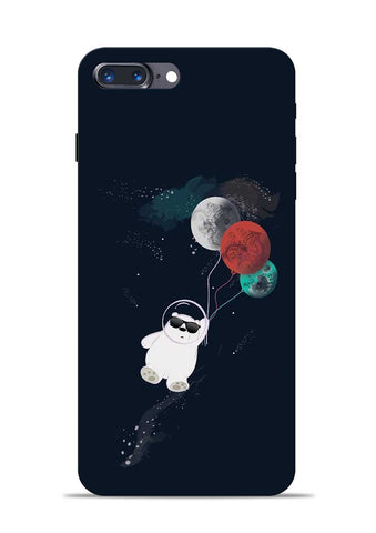 Panda Astronaut iPhone 8 Plus Mobile Back Cover