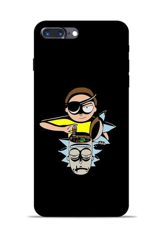 Brain Thief iPhone 8 Plus Mobile Back Cover