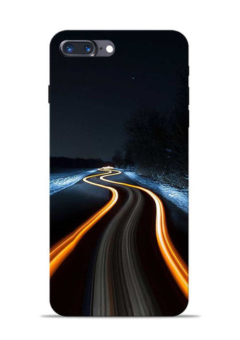 Great Night Drive iPhone 8 Plus Mobile Back Cover