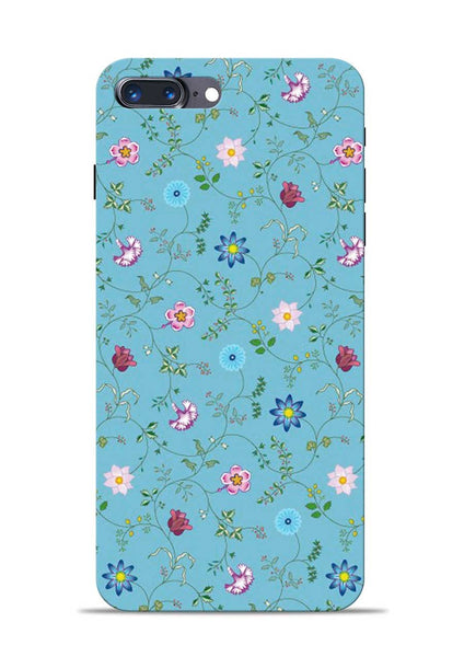 Fallen Flower iPhone 8 Plus Mobile Back Cover