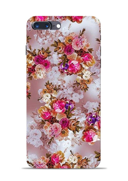 Rose For Love iPhone 8 Plus Mobile Back Cover