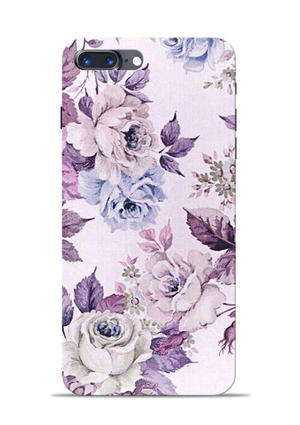 Flowers Forever iPhone 8 Plus Mobile Back Cover