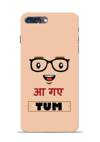 Agaye Tum iPhone 8 Plus Mobile Back Cover