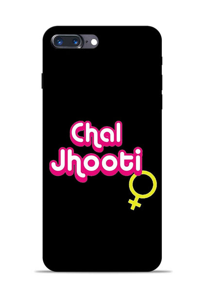 Chal Jhooti iPhone 8 Plus Mobile Back Cover