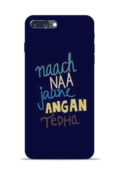 Angan Tedha iPhone 8 Plus Mobile Back Cover