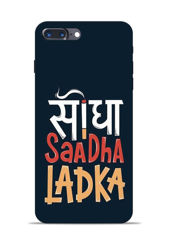 Saadha Ladka iPhone 8 Plus Mobile Back Cover