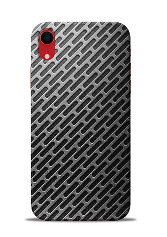 Grey Stride iPhone XR Mobile Back Cover