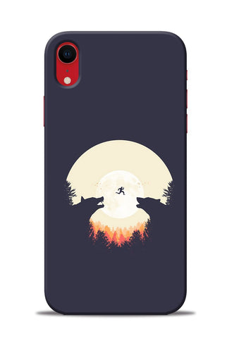 Wolf Bear iPhone XR Mobile Back Cover