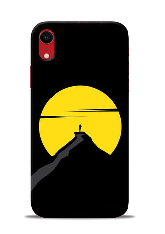Long Walk iPhone XR Mobile Back Cover