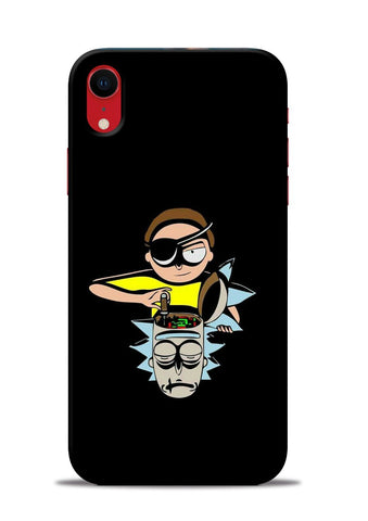Brain Thief iPhone XR Mobile Back Cover