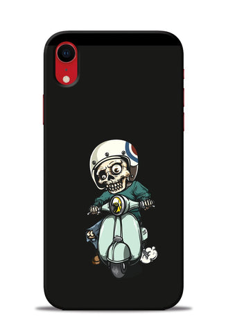 The Scooter iPhone XR Mobile Back Cover