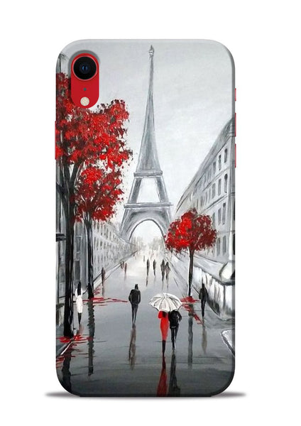 Eiffel Tower iPhone XR Mobile Back Cover