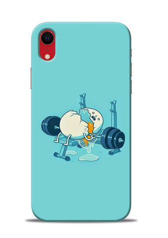Gym And Diet iPhone XR Mobile Back Cover