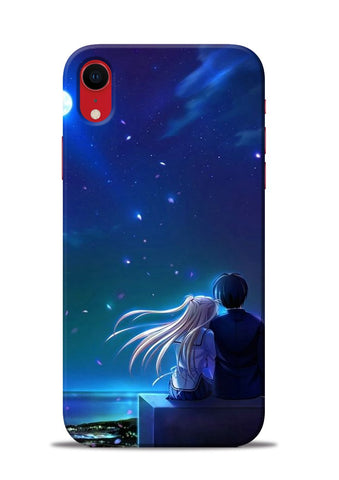 The Great Love iPhone XR Mobile Back Cover