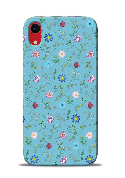 Fallen Flower iPhone XR Mobile Back Cover