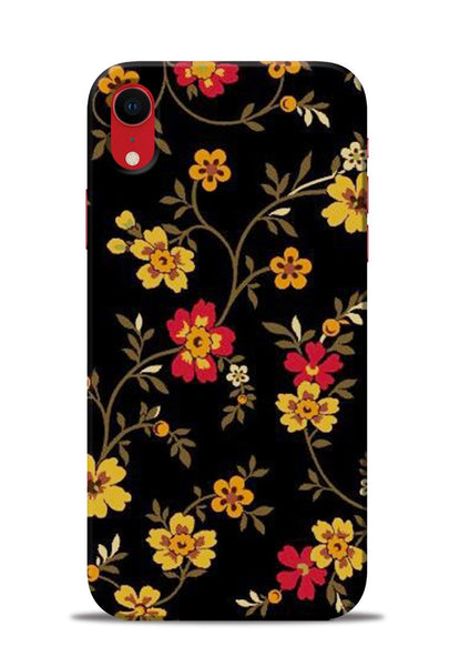 Rising Flower iPhone XR Mobile Back Cover