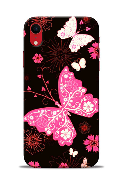 The Butterfly iPhone XR Mobile Back Cover