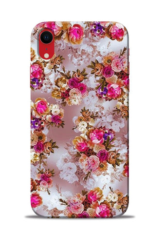 Rose For Love iPhone XR Mobile Back Cover