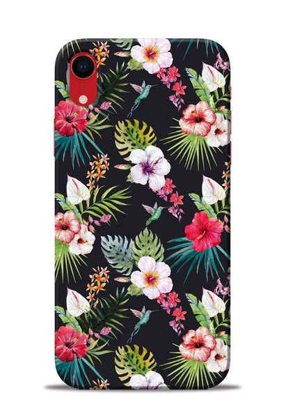 Flowers For You iPhone XR Mobile Back Cover