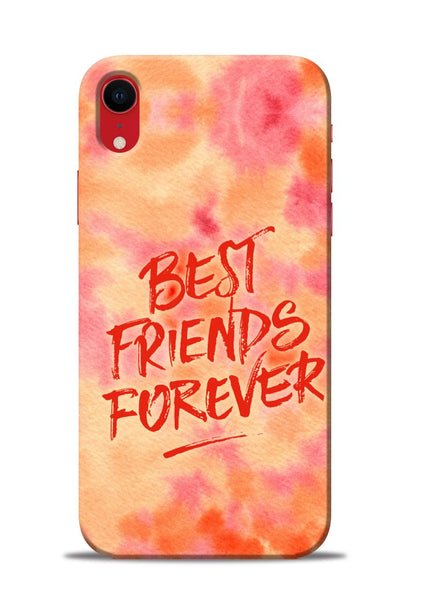 Best Friends Forever iPhone XR Mobile Back Cover