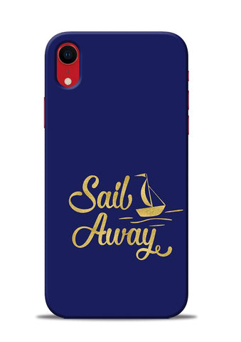Sail Always iPhone XR Mobile Back Cover
