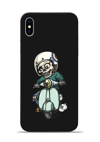 The Scooter iPhone XS Max Mobile Back Cover