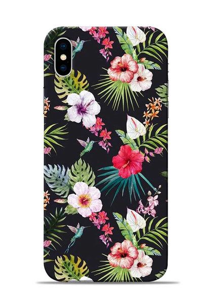 Flowers For You iPhone XS Max Mobile Back Cover