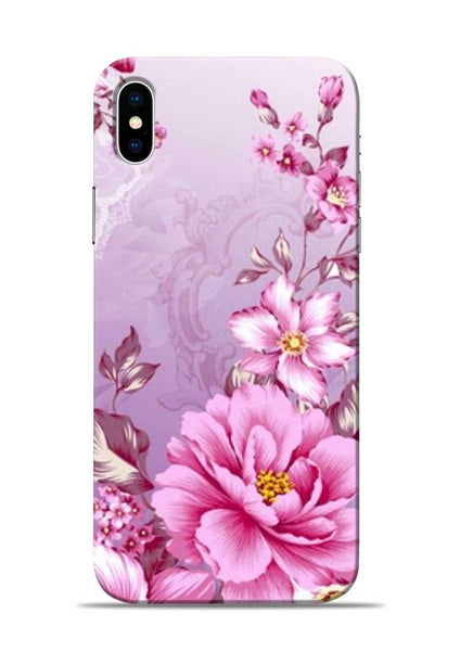 You Are Rose iPhone XS Mobile Back Cover