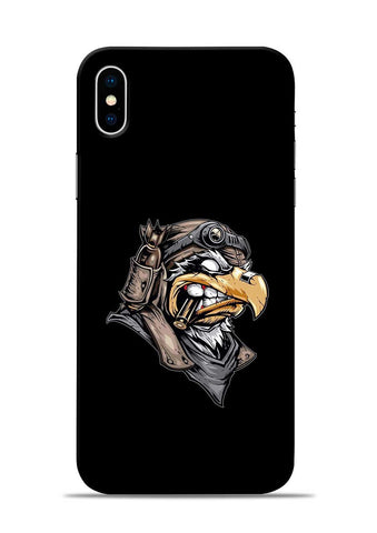 Bullet Bird iPhone X Mobile Back Cover