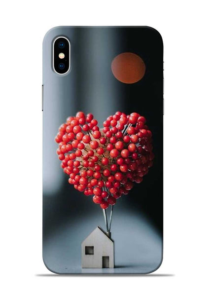 The lovely Berries iPhone X Mobile Back Cover