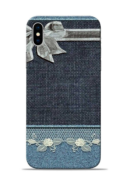 The Gift Wrap iPhone X Mobile Back Cover