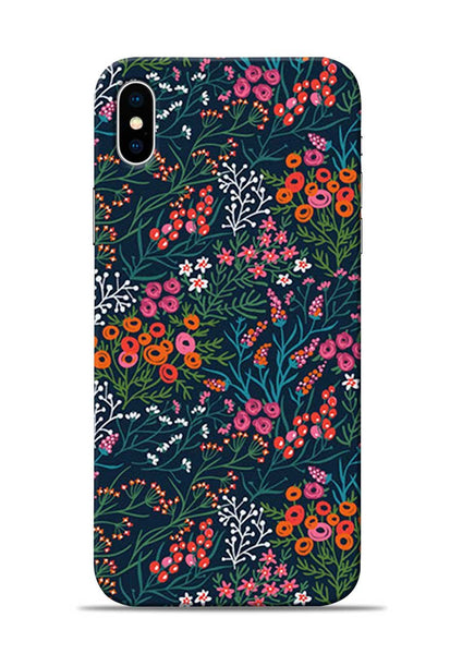 The Great Garden iPhone X Mobile Back Cover