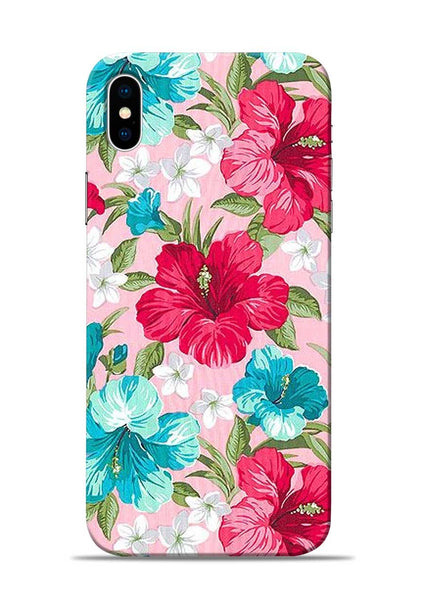 You Are Flower iPhone X Mobile Back Cover
